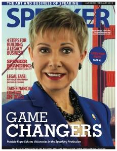 Speaker Magazine - Cover