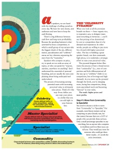 Speaker Magazine - Page 1