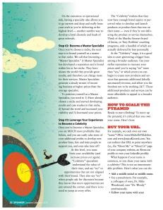 Speaker Magazine - Page 2